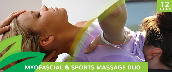 Myofascial Release & Sports Massage Duo